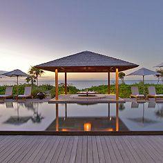 Villa at Amanyara Hotel and resort, Providenciales Island, Turks and Caicos
