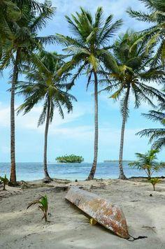 Pearl Keys. Nicaragua