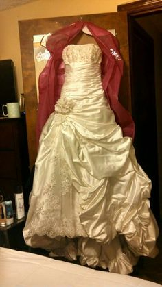 Maggie Sottero Ambrosia loved my gown