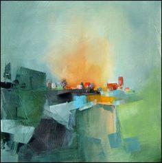 Gerard Mursic artiste peintre breton Saint Malo Village