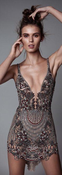 Gorgeous Evening Dresses by BERTA | @bertabridal
