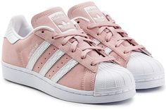 Shop for Leather and Suede Superstar Sneakers by adidas at ShopStyle. Now for $119.