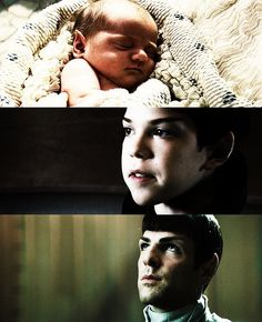 BABY SPOCK! I WANT A BABY SPOCK!