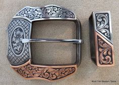 Item 006463 - New Handmade EDDY MARDIS Belt Buckle - Must Fish Western Tackle - Picasa Web Albums