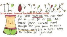Weight lose tip