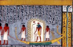 The Book of Gates in the Egyptian Mythology | Astromic's Backyard