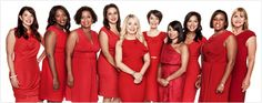 National WEAR RED DAY is February 1, 2013 ... Be sure to make note of it on your calendars and wear red to show your awareness and support of the American Heart Association's Go Red for Women.