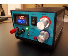 I have already make a few PSU. At the beginning I always assumed that I need PSU with lots of Amps, but during few years of experimenting and building things I...