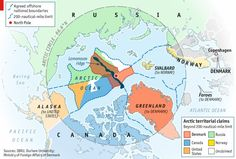 Claims under UNCLOS have to be made within ten years of ratification--and the convention became law in Denmark on December 16th 2004. But its claim conflicts with those of Russia, which has filed its own case under UNCLOS, and (almost certainly) Canada, which plans to assert sovereignty over part of the polar continental shelf (see map).  Read more: http://www.businessinsider.com/the-arctic-is-now-a-frozen-conflict-2014-12#ixzz3MTmzdhil