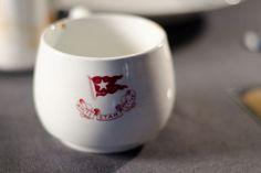 A mug with the White Star flag emblazoned across it. (Nathan Luna / CTV News )