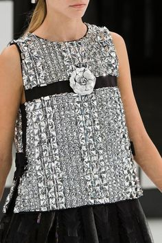 Chanel * Spring 2016 Details