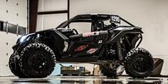 Chad Hughes' Can-Am Maverick X3 Turbo R build