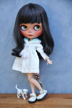 OOAK Custom Blythe Doll - FRIYA - Customized by Zuzana D. | eBay