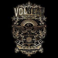 Volbeat - Shop - Old Letters - Volbeat - T-Shirt - Merch