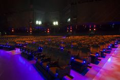 World's largest Theater at Chimelong Ocean Kingdom in Zhuhai, CN Zhuhai, Projection Screen, Worlds Largest, Theater, Castle, Ocean, Teatro, Theatres, Sea