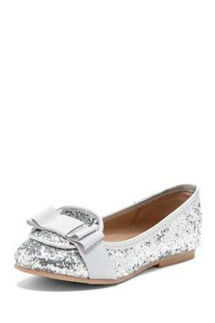 HauteLook | L'amour & Angel Shoes: L'Amour Glitter Loafer (Toddler, Little Kid & Big Kid)