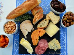 Why Not . . . Create A Cheese Platter?