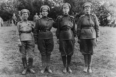 Asian Defence News: World War 1 - British Army women contributions
