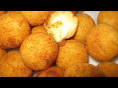 #Rennatanacozinha como fazer bolinho de queijo - YouTube