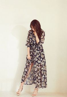 Wrap Dress, Dresses, Japanese, Instagram, Shoes, Fashion, Beauty, Vestidos, Moda