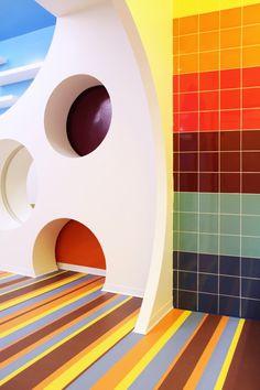 Kalorias - Children's Space / estúdio AMATAM