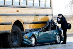 An investigator photographs the aftermath of a fatal bus accident Wednesday, Dec. in Hockley, Texas. Funny Accidents, Wow Video, Bad Drivers, Accident Attorney, Driving Tips, Import Cars, Car Crash, Car Engine, Car And Driver