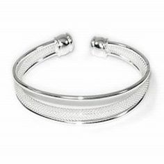 Tiffany And Co Outlet Stackable Sterling Silver Bangle $51.90