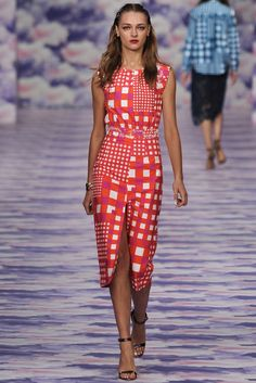 a fun one: House of Holland RTW Spring 2014 - Slideshow