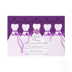 purple bridal shower invite lindsay u these look cute wedding shower favors bridal shower