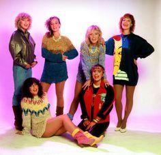 Dolly Dots maken comeback, yay! >>  #TIC16 Girl Bands, Skates, New Artists, Vintage Art, My Music, Comebacks, 1980s, Nostalgia, Dots
