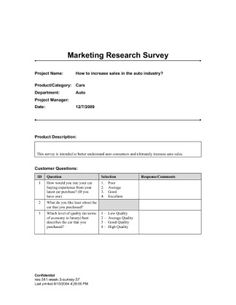 RES 341 Week 3 Survey