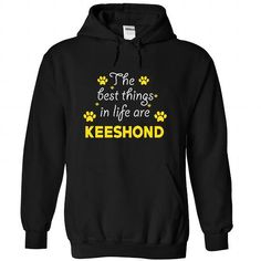 KEESHOND-the-awesome - #bachelorette shirt #tshirt pattern. BUY-TODAY  => https://www.sunfrog.com/Holidays/KEESHOND-the-awesome-Black-59169372-Hoodie.html?id=60505