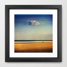 soulscape Framed Art Print by Dirk Wuestenhagen