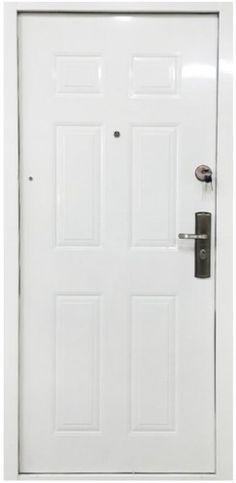 JOLA-Sec biztonsági bejárati ajtó fehér