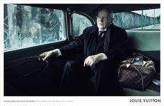 Les stars de Louis Vuitton   Pub en stock
