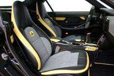 Custom Porsche 996 by Carbon Motors: custom leather seats, alcantara and leather dashboard, carbon fiber trim set Custom Porsche, Custom Leather, Carbon Fiber, Cool Cars, Car Seats, Automobile, Car Stuff, Arrow, Inspiration