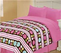 Best 78 Best Pink And Brown Bedding Images Bed Comforters 400 x 300