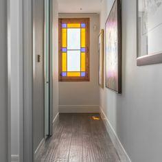 Vivienda reformada integralmente. Más luz natural el diseño del proyecto   eliminamos tabiques y barreras visuales para crear el efecto de una vivienda loft