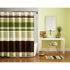 Curtain itself is $16. Might be worth getting matching hooks. Accessories we would probably get elsewhere.