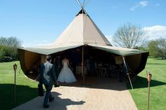 A marquee with a difference @ waltoncastle.com