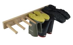 Wellington boot rack - http://www.scp.co.uk/collections/gifts-accessories/products/wellington-boot-rack