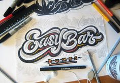 Easybar by Kirill Richert