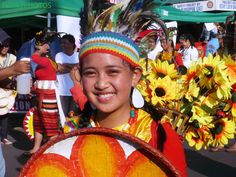 Bangus Festival in Dagupan City, Philippines (Festivals of the North Parade)