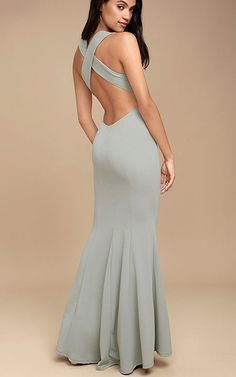 1469bff2157 Heaven And Earth Grey Maxi Dress via  bestmaxidress Best Maxi Dresses