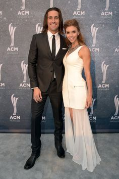 Lacey Owen - Jake Owen Photos: 8th Annual ACM Honors - Red Carpet