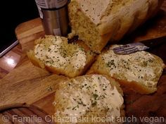 Frisches luftiges Maisbrot - Familie Charzinski kocht auch vegan