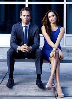 Suits - Mike Ross Rachel Zane (Patrick J Adams Meghan Markle) Serie Suits, Suits Tv Series, Suits Tv Shows, Series 4, Suits Usa, Mens Suits, Suits Season 5, Season 3, Suits Episodes