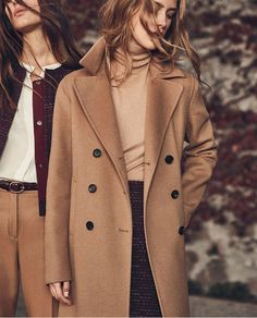 Warm pieces and 70's inspirations: Massimo Dutti new Woman lookbook Winter Bloom #AW16 #massimodutti Look____0002