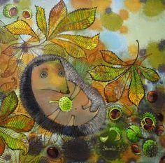 Pinzellades al món: Temps de tardor, temps de castanyes / Tiempo de otoño, tiempo de castañas / Time of autumn, time-chestnuts