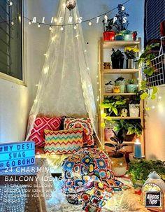 Balcony Furniture, Home Decor Furniture, Home Decor Bedroom, Furniture Ideas, Outdoor Furniture, Small Balcony Decor, Balcony Decoration, Balcony Ideas, Glass Balcony